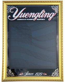 Yuengling - Mirror Chalkboard