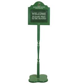 Alexander Keith IPA Welcome Sign