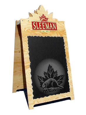 Sleeman A-Frame