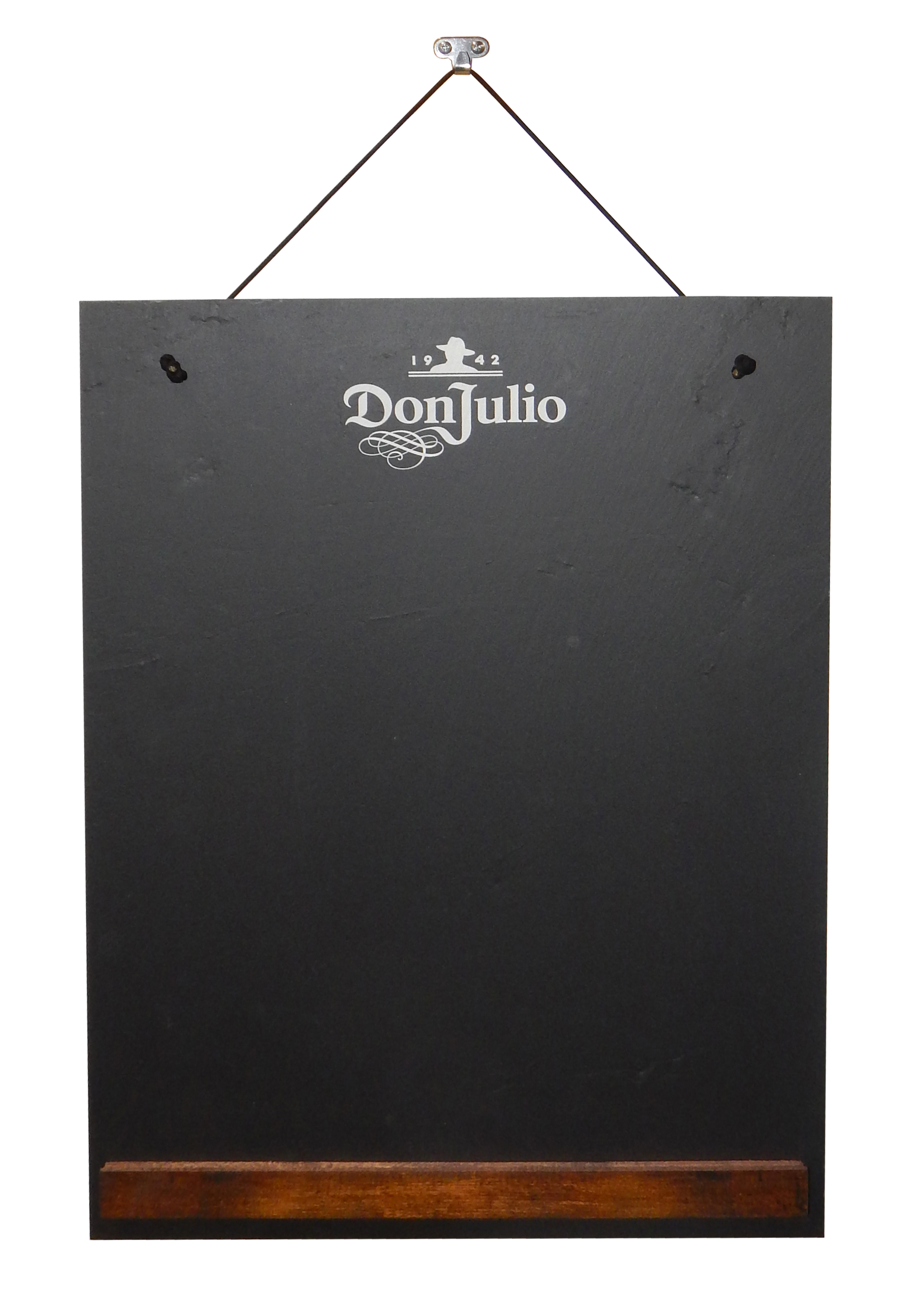 Don Julio Slate Chalkboard