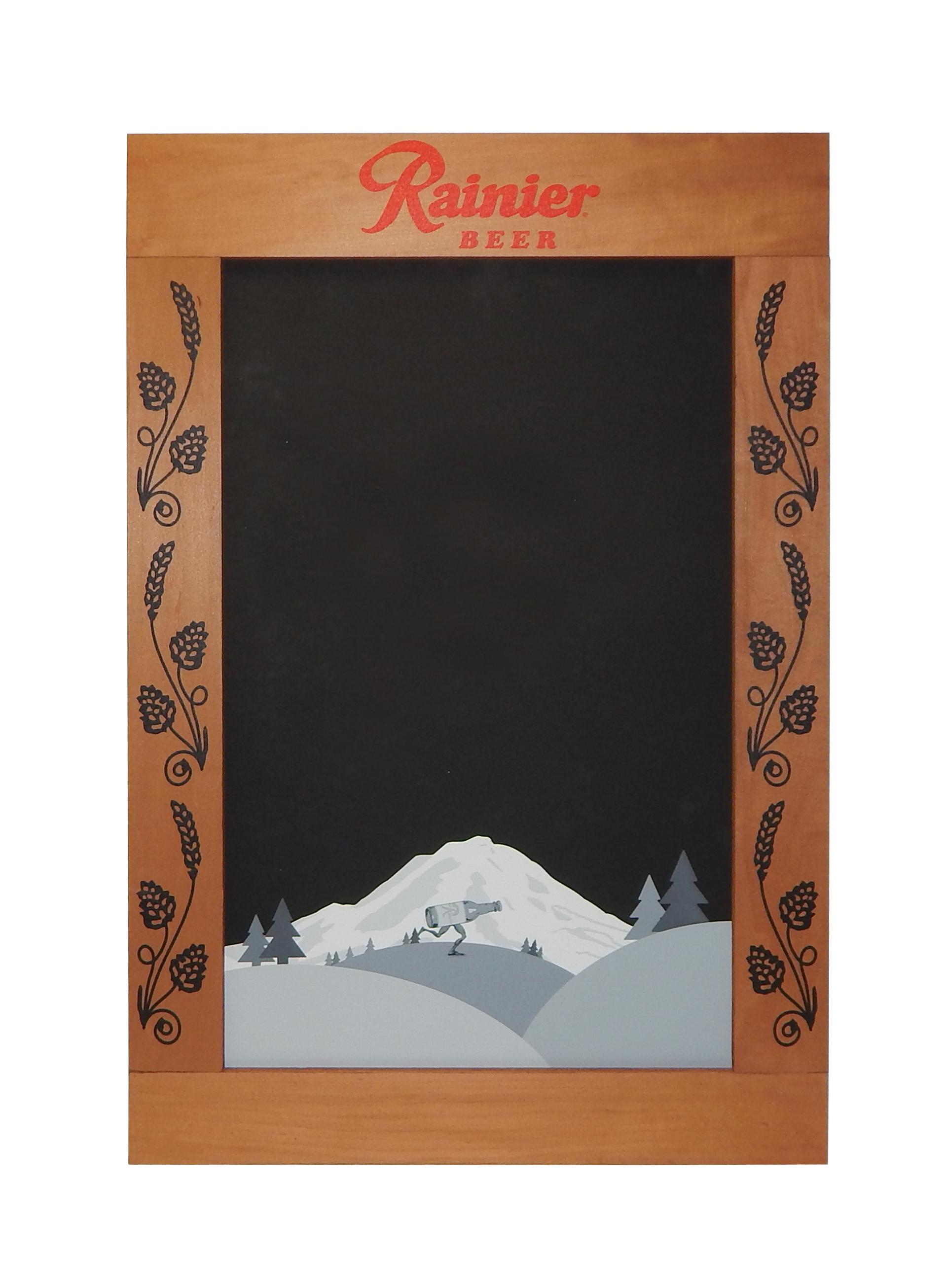 Madden - Rainier Chalkboard 2975