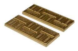 GOLD Hershey Bars