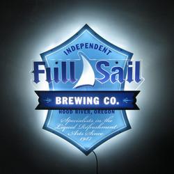 Full Sail LED Lighted Sign