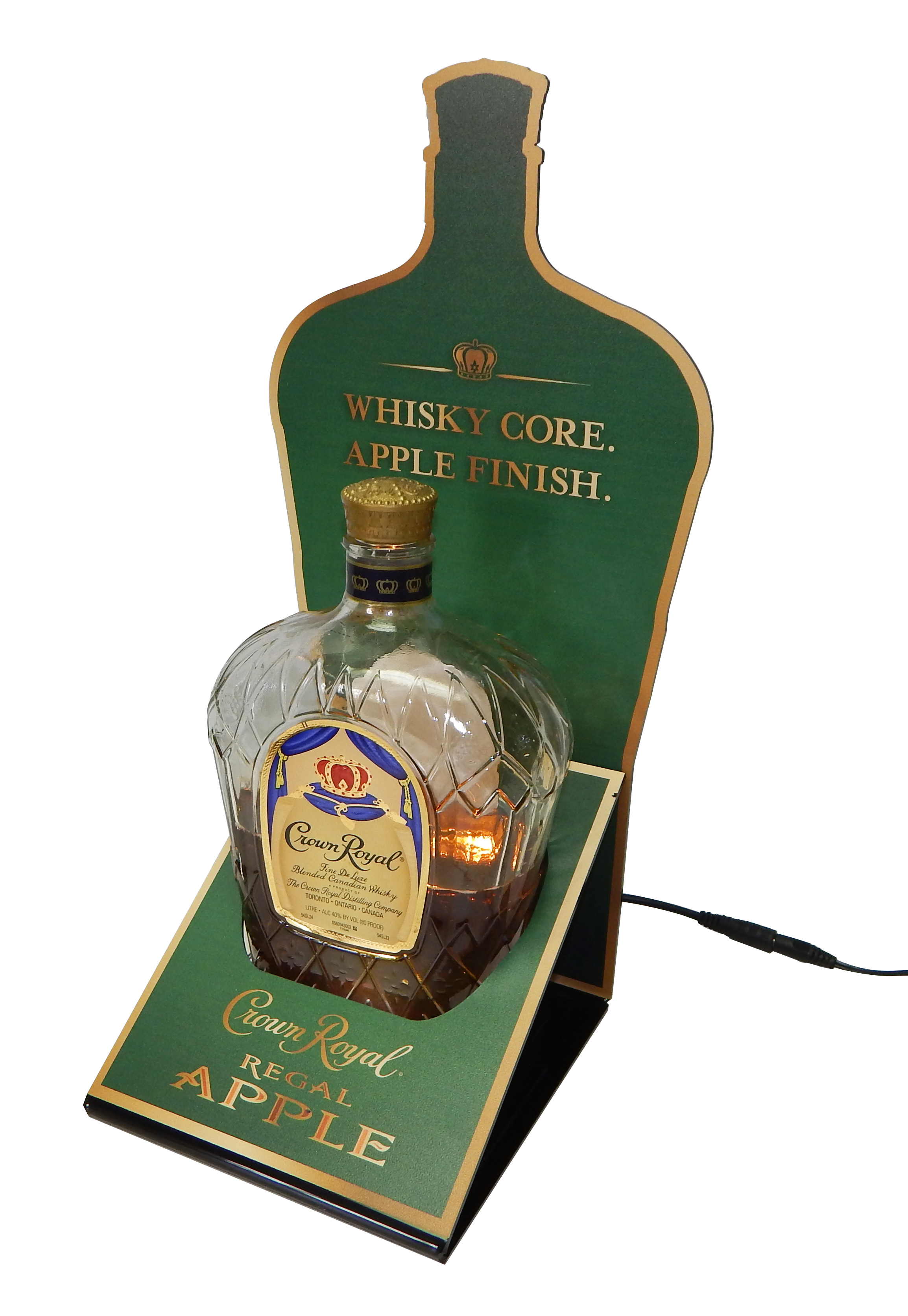 Crown Royal Apple Glorifier 2585 - 1