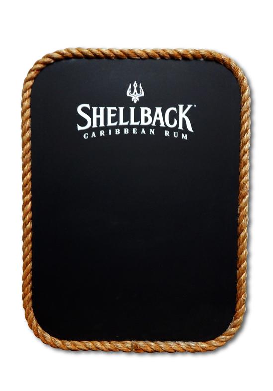 Shellback Rope Chalkboard