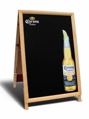 Corona A-Frame