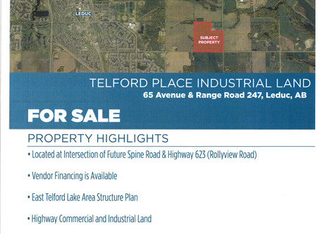 Telford Place Industrial Land