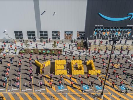 Newly opened Amazon Warehouse