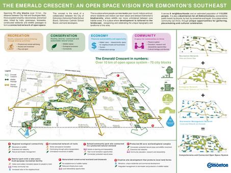 Decoteau Emerald Crescent Concept for Future Development