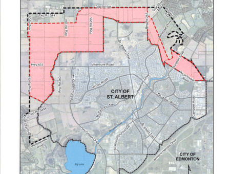 Annexation Negotiating Sub-Committee Agrees to Annexation Boundary
