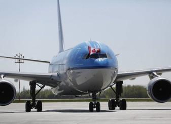 European flights resume from Edmonton