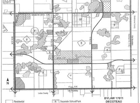 City of Edmonton Southwest Area Structure Plan