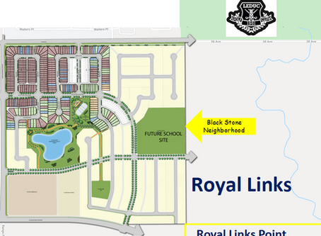 Royal Links Neighboring Developments