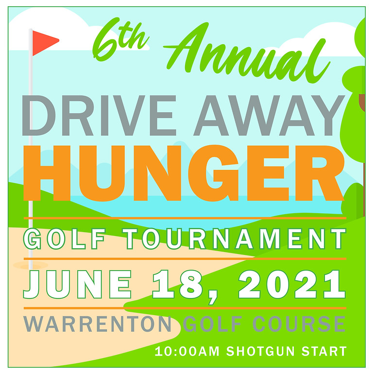 Drive Away Hunger Golf Tournament