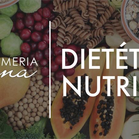 Nuevo servicio de dietética y nutrición