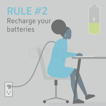 2 Recharge Your Batteries