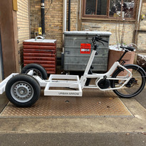 Das Tender 1000 Chassis
