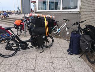 Ab auf die Insel mit dem Rad