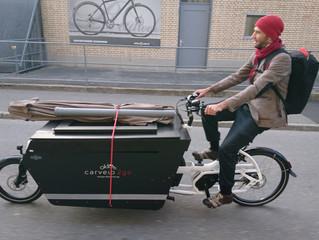Das Coffee-Bike von DoubleDutch