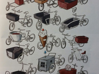 Ein Comic zum Cargobike