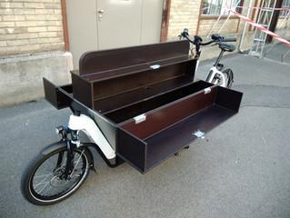 Das erste Biblio-Bike