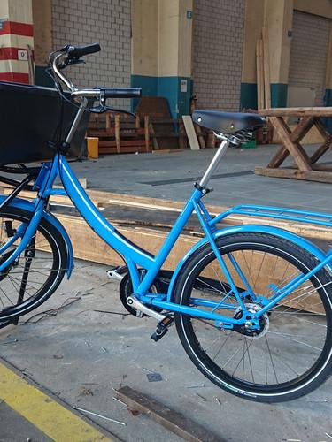 Fabric Bike