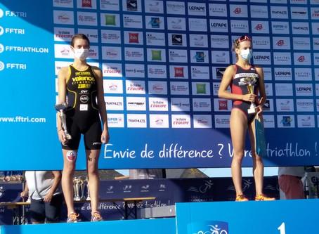 Quiberon, 2è étape du Grand Prix FFTRI et 3è étape du Championnat de France D2
