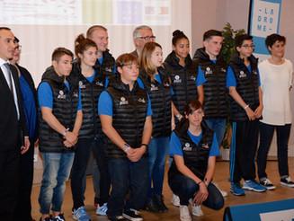 Club Drôme - Compétitions de natation