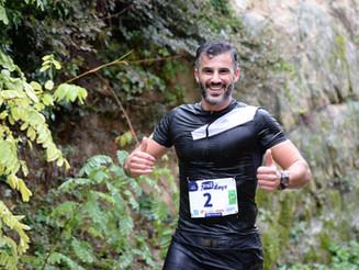 2ème organisation du Valence Triathlon en 2018, la 4ème édition du Trail de la Raye avec ses 60 béné