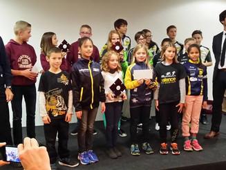 Le Valence Triathlon remporte pour la 11è année consécutive le Challenge Jeunes de la Ligue Rhône-Al