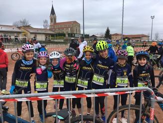 Lancement de la saison 2018 pour les jeunes de l'école de Triathlon. Partenariat Shimano à Valke