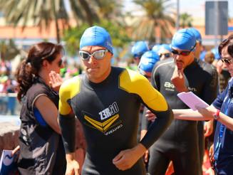 Maxime 12e sur la Coupe Continentale Elite au Maroc à Rabat.