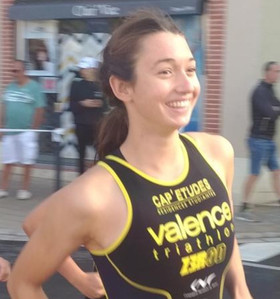 Lola Sauvet remporte la 2ème étape du Championnat de France de D2 à St Pierre d'Albigny