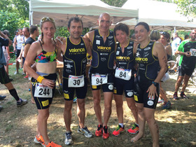 Triathlon des Collines