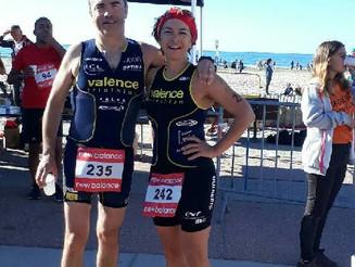 Valence Triathlon sur tous les fronts en cette fin de saison !  Triathlons du Natureman, Cassis, La