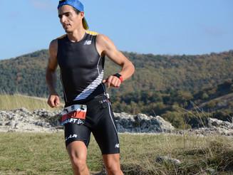Le Valence Triathlon organisait la 2è édition du Trail de la Raye ce 1er novembre à La Baume Cornill