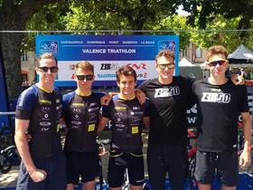 3ème étape du Grand Prix FFTRI de D1 et du Championnat de France D2 de Triathlon à Muret.