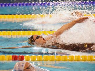 Mathilde Cini entre en lice ce mardi aux Championnats du Monde de natation en bassin de 25m à Windso