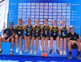 L'équipe féminine du Valence Triathlon accède à la D1.