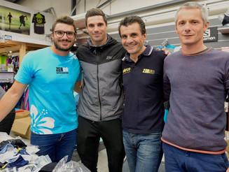 10 ans de partenariat ZEROD - Valence Triathlon ! Ca se fête !