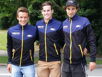 GPFFTRI, 3ème étape à Embrun, l'équipe assure l'essentiel.