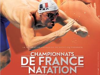 Championnats de France de Natation Elites - Bassin de 25m. Mathilde Cini démarre jeudi 30 12.