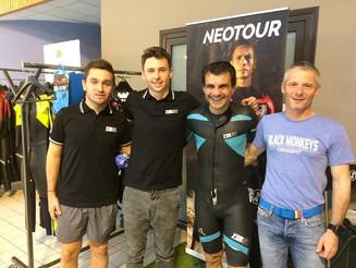 AG du Valence Triathlon - Néotour Z3ROD à Valence.