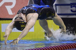 Mathilde 2ème en finale des France FFN sur 100m Dos.