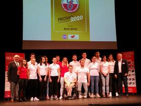 Présentation de la Promo 2020 du Valence Top Club.
