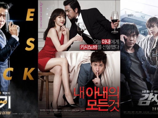 TOP 3 Successful Remakes made in Korea