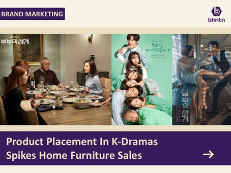 Product Placement In K-Dramas Spikes Home Furniture Sales