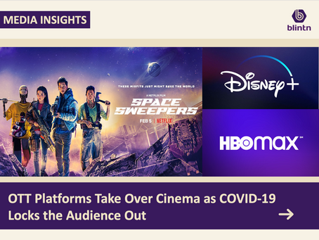 OTT Platforms Take Over Cinema as COVID-19 Locks the Audience Out