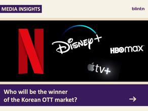 Who will be the winner of the Korean OTT market?