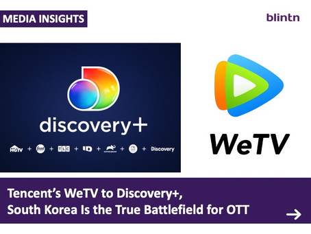 """South Korea Becomes Battleground for OTT Platform"""
